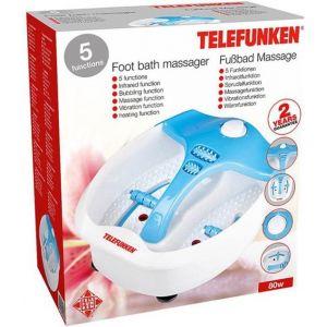 Telefunken voetbad massage kookmania prijstechnisch