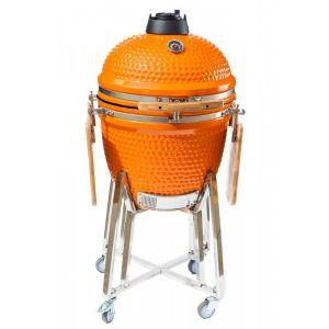 LaJaeger keramische barbecue oranje kookmania prijstechnisch