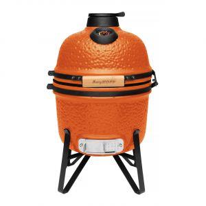BergHOFF keramische barbecue oranje kookmania prijstechnisch
