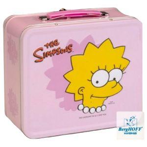 "Berghoff Thema Lunchbox Lisa Simpson van ""The Simpsons"""