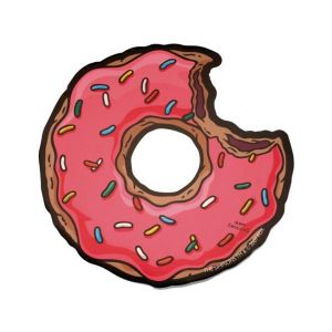 Berghoff donut placemats The Simpsons 4-delig