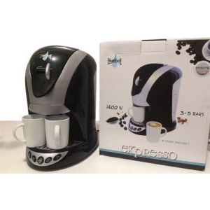 Bluebell expresso apparaat 1400W