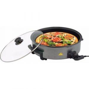Elektrische grillpan pizzapan