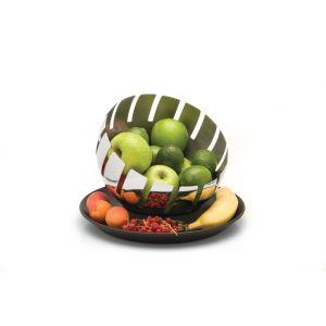Zeno fruitmand 2-delig