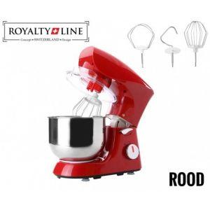 Royalty line keukenmachine rood