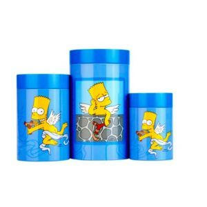 Koekblikken 3 delig the simpsons