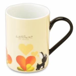 Lover by lover koffiemok porselein