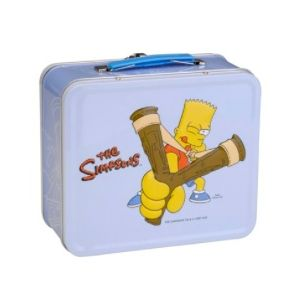 Lunch box van The Simpsons bart