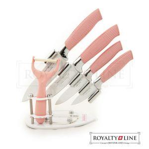 Royalty Line messenset 5-delig lichtroze
