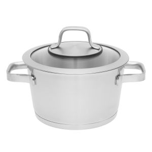 Berghoff Manthatten Essentials kookpan met deksel 20 cm
