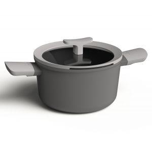 BergHOFF Kookpot met deksel 20 cm - Leo