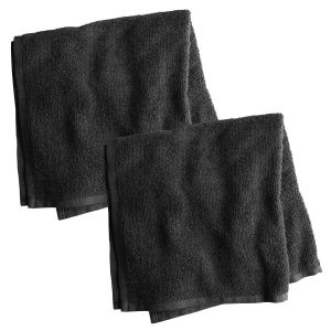 Berghoff keukenhanddoeken (2-delige set) zwart Gem